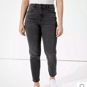 NWT American Eagle Curvy Mom Jeans Sz 10 Stretch w